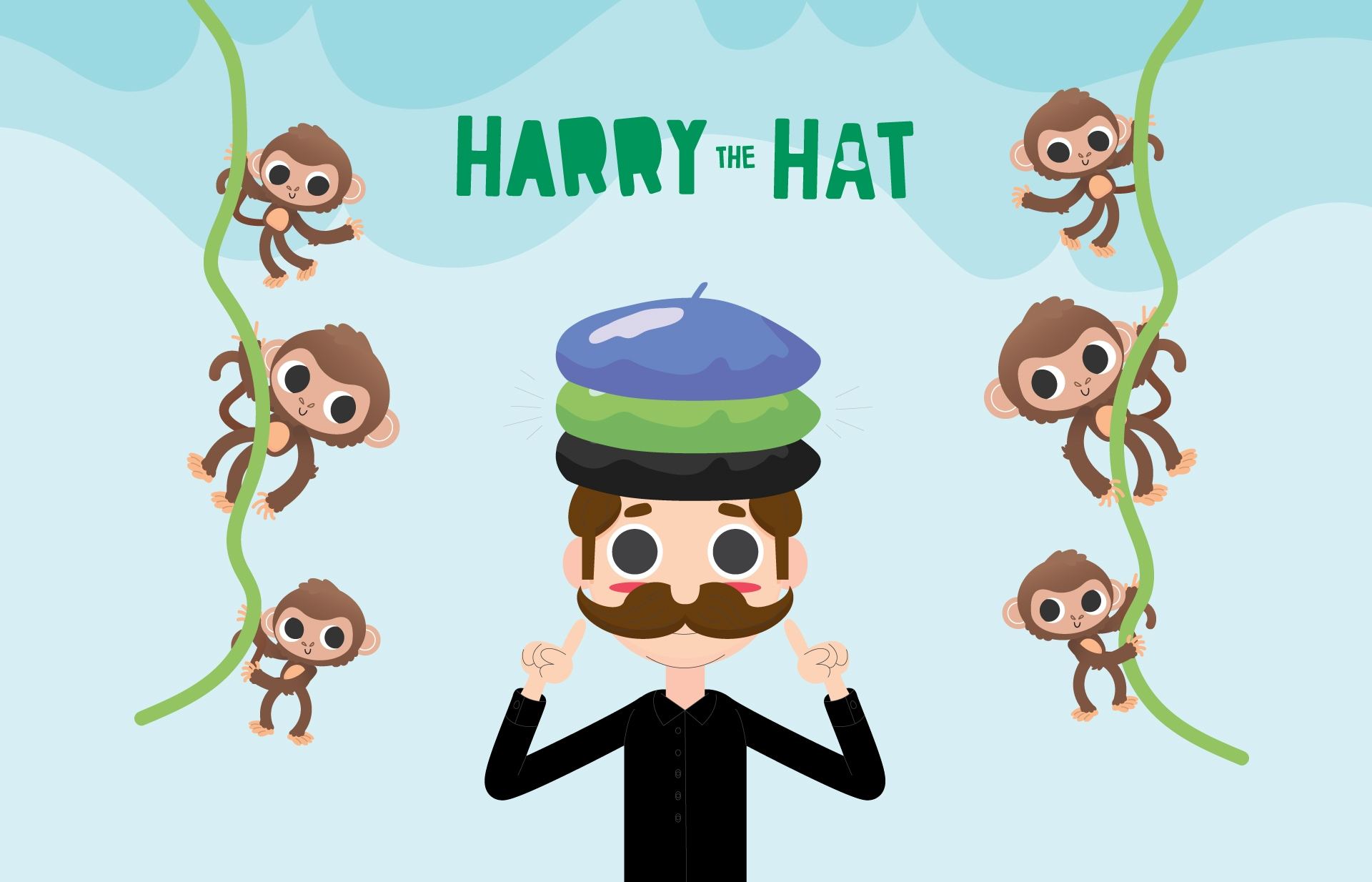 Harry the Hat