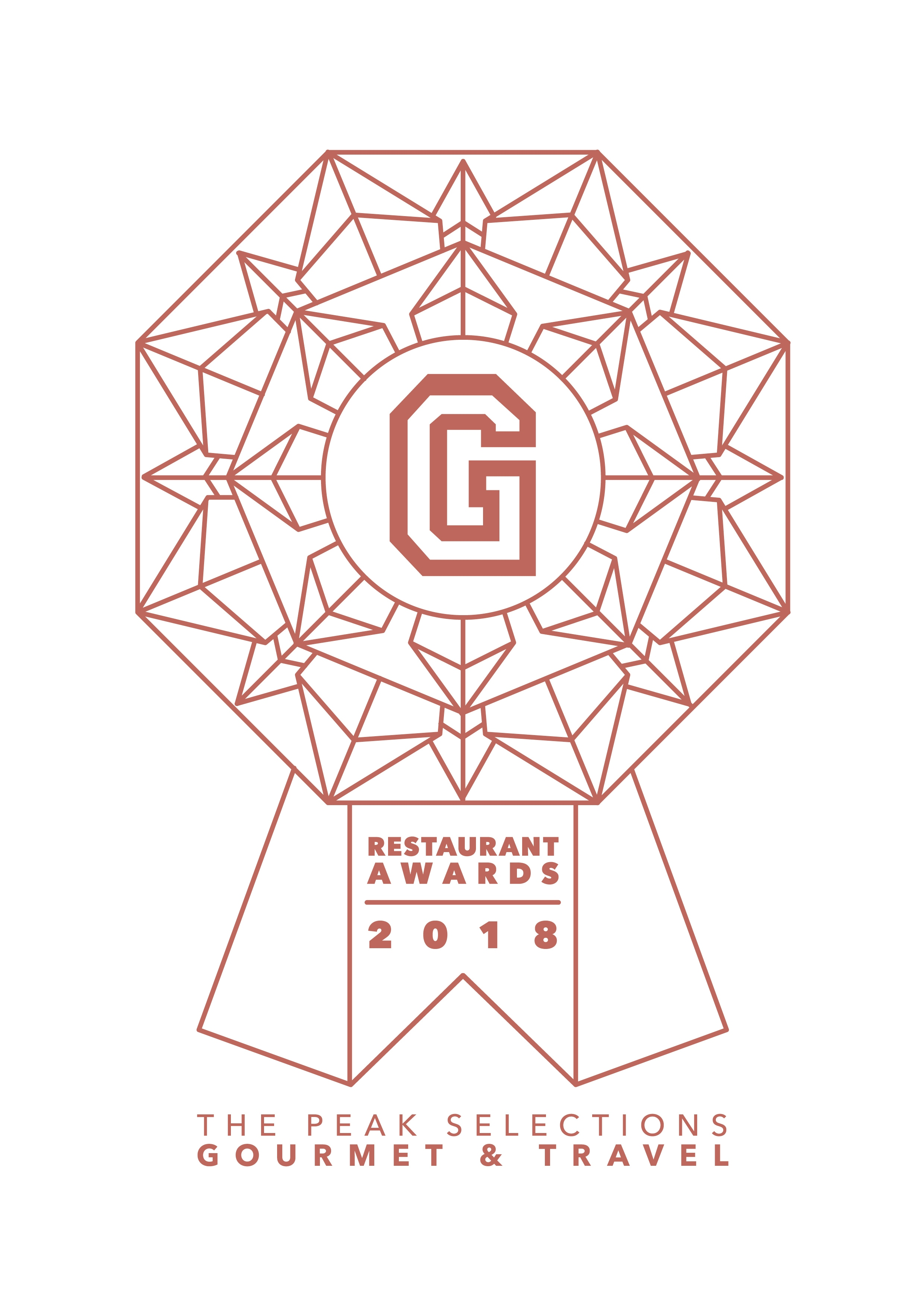 「G Restaurant Awards 2018」- 最佳卓越獎