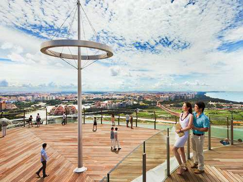Sands SkyPark Observation Deck