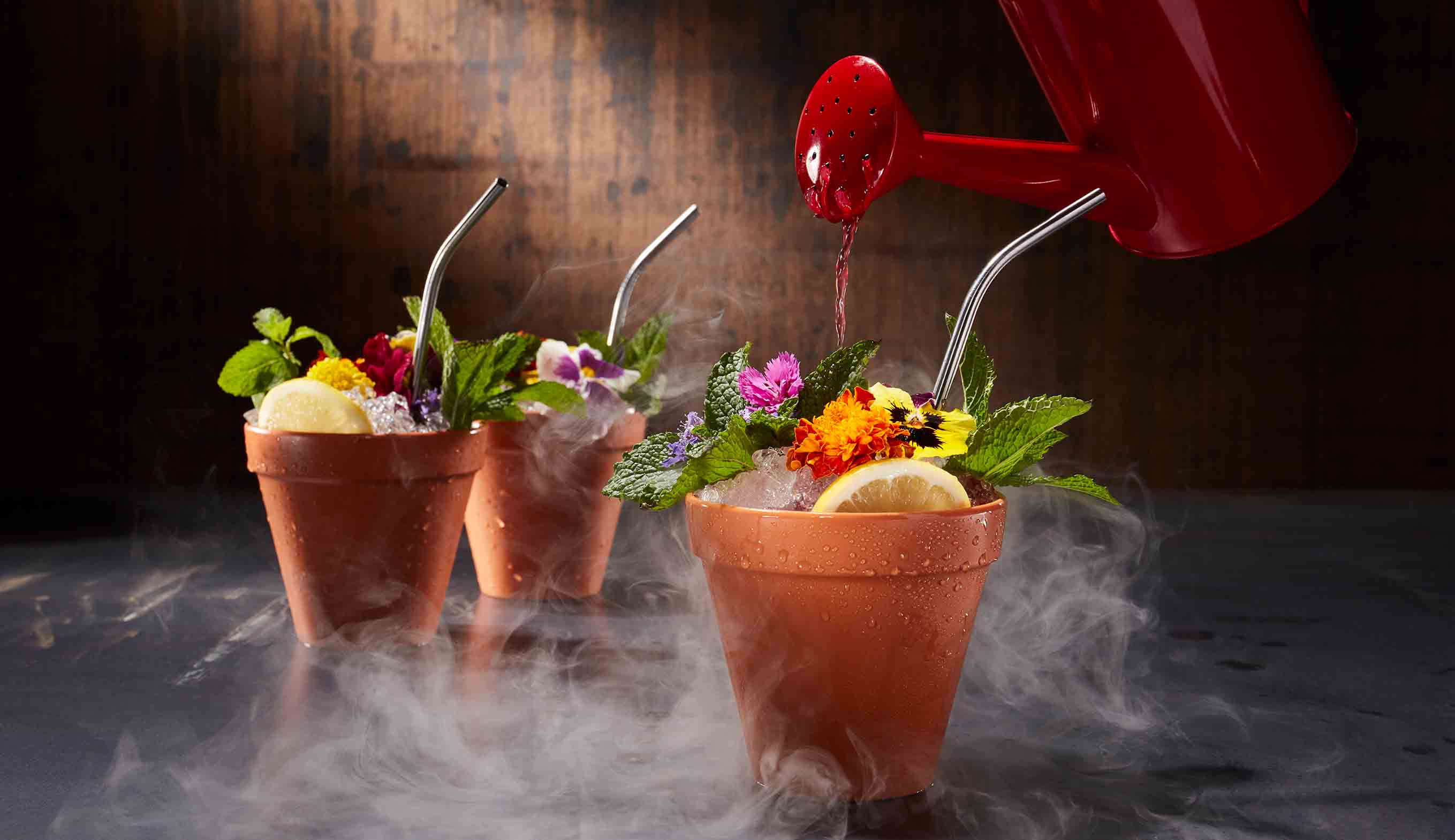Yardbird Flower Pot
