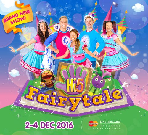 Hi-5 Fairytale @ Marina Bay Sands