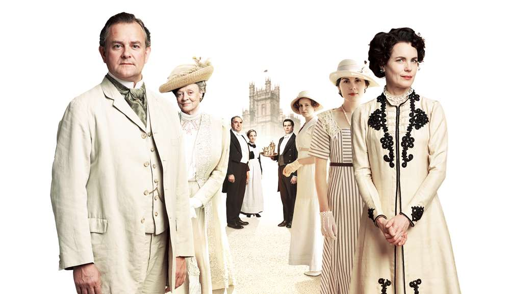 Downton Abbey exhibition at Marina Bay Sands