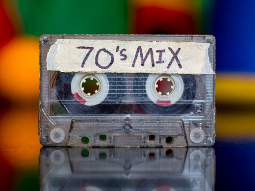 mix tapes GUARDIANS OF THE GALAXY