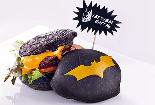 新加坡 Marina Bay Sands 的 DC Comics Super Heroes Cafe