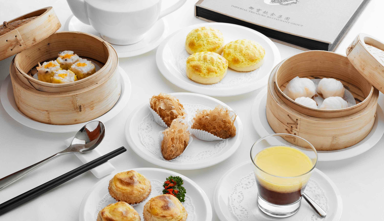 中式茶点-御宝轩图片