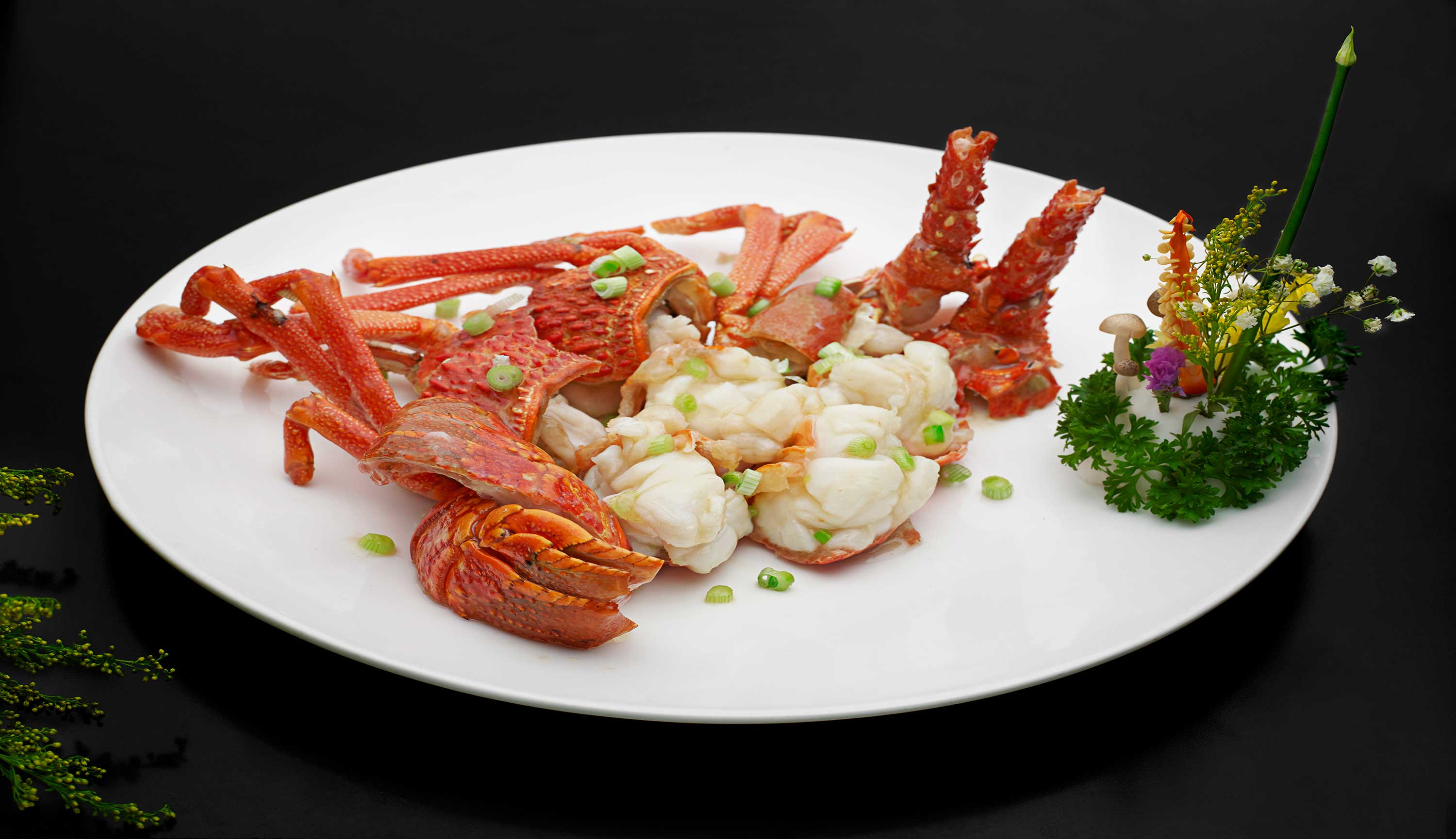 Imperial Treasure - Australian Lobster Baked with Gravy
