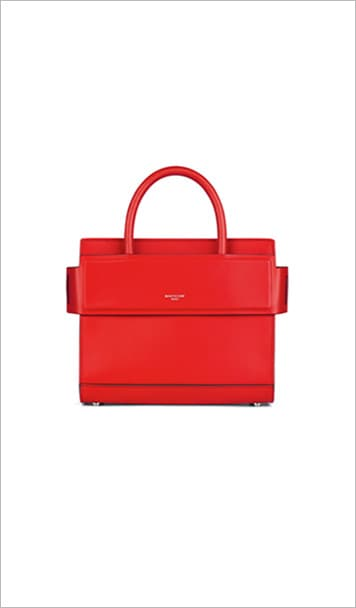 Givenchy Nano Horizon Bag in Red