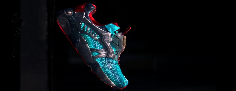 The Puma Disc X Limited Edt