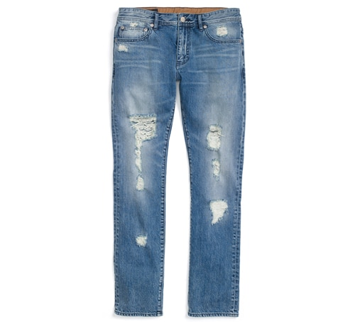 MENS DENIM INDACO $260