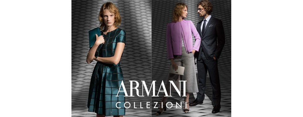 Armani Collezioni at Marina Bay Sands Featured Products