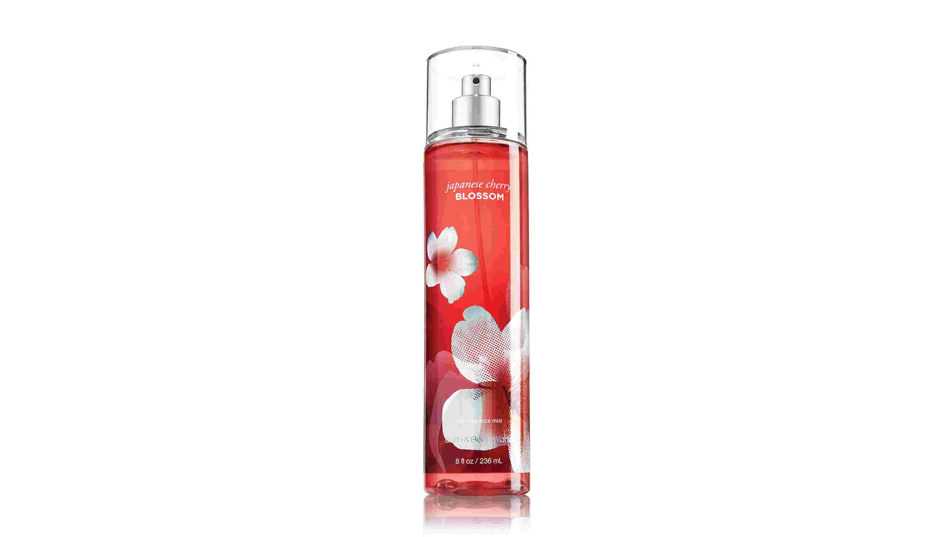 Japanese Cherry Blossom Full Size Bottle Mist