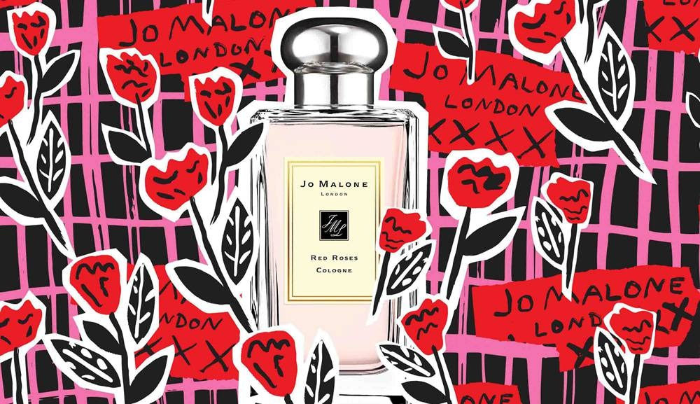 Jo Malone London, Crazy For You - The gift of Red Roses for Valentine's Day