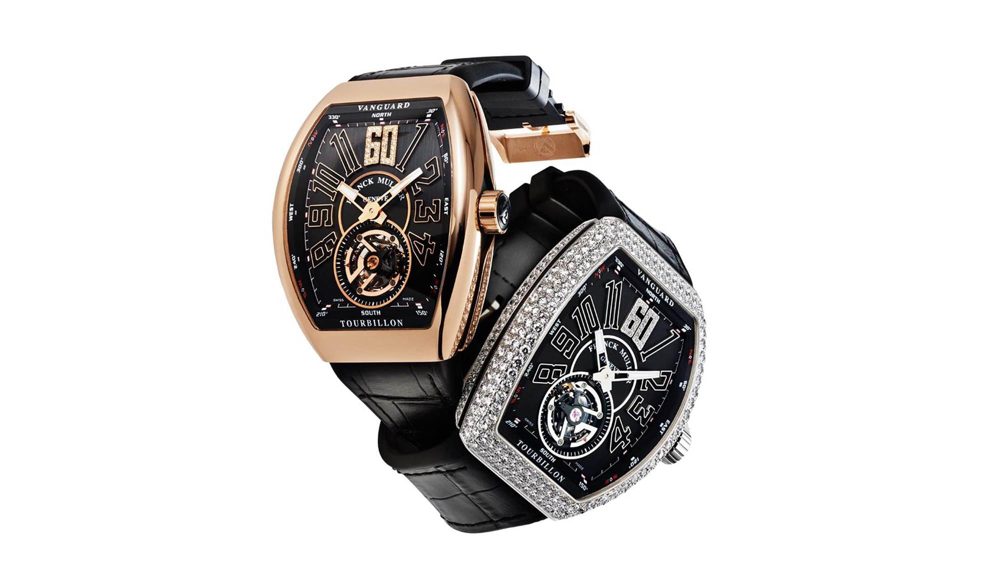 Vanguard Tourbillon 限量版